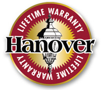 HANOVER LANTERN LIFETIME WARRANTY